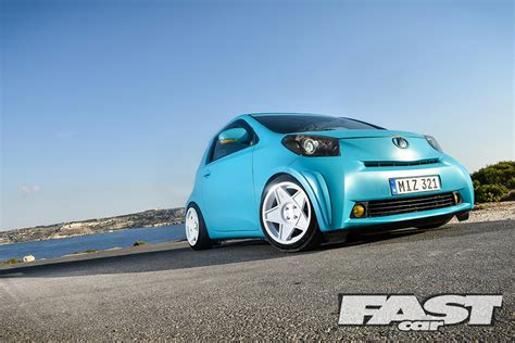 toyota fast car toyota iq modification modified toyota iq fast car