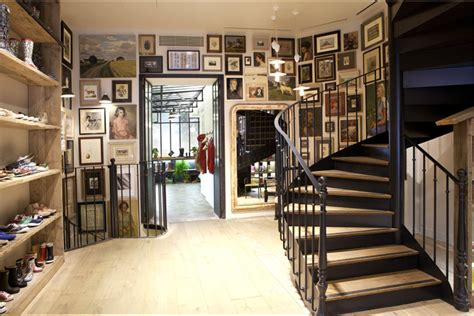 home design stores in paris aigle flagship store paris 187 retail design blog