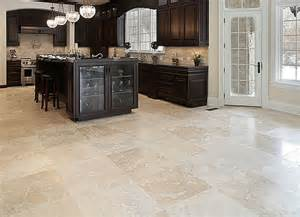 How Much To Tile A Kitchen Floor - i used to be a proponent for wood floors but this travertine tile is absolutely gorgeous i want