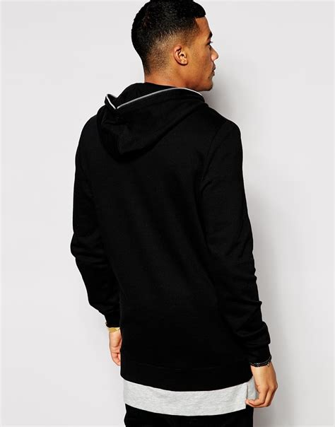 Hoodie Zipper Three Second 1 hoodie with zip up fashion ql