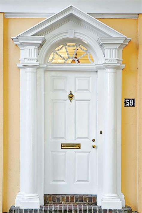 White Exterior Door 407 Best Images About Curb Appeal On Cottage Style The Cottage And Cottages