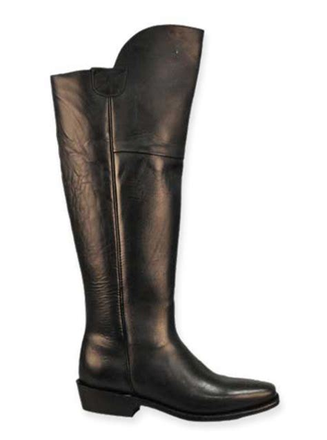 cavalry boots five hundred cavalry boot black