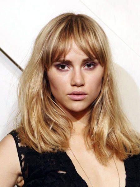 shoulder grazing hair 17 best images about bangs on pinterest short hair with