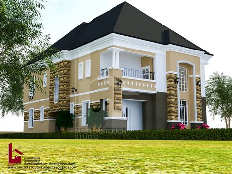 4 bedroom duplex designs mr gabriel 4 bedroom duplex residential homes and