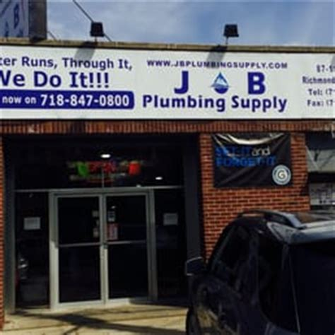 Plumbing Supplies Richmond by Jb Plumbing Building Supply Hardware Stores 87 11 A