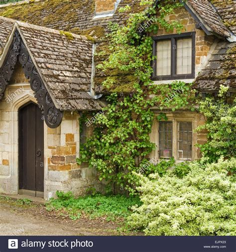 Cottages Leicestershire by Overgrown Cottage Stapleford Park Melton