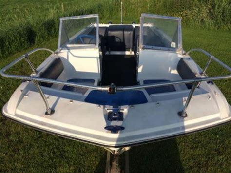 speedboot met open punt bowrider speedboot open punt mercruiser 120 pk met trailer