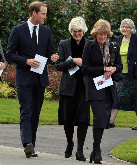 Ex Nanny Speaks Out On Britbrits Parenting by Prince William Attends Funeral Of Former Nanny Olga Powell