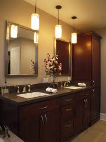 great clean lines and warm color bathroom make overs