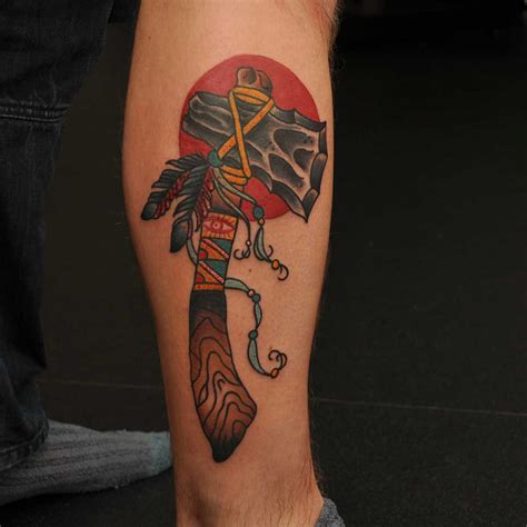 hatchet tattoo designs tomahawk designs ideas and meaning tattoos for you