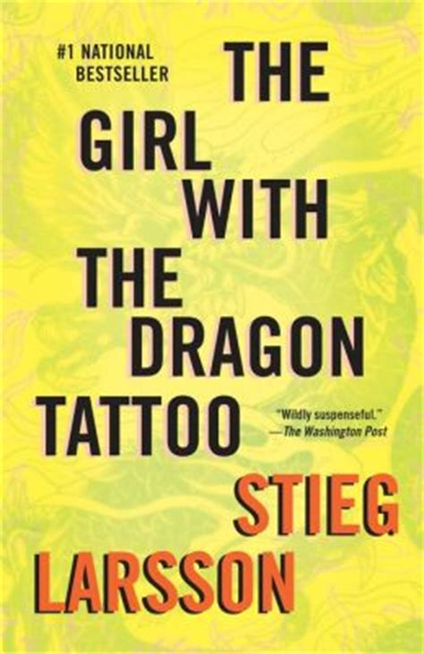 dragon tattoo trilogy order the girl with the dragon tattoo millennium series 1 by