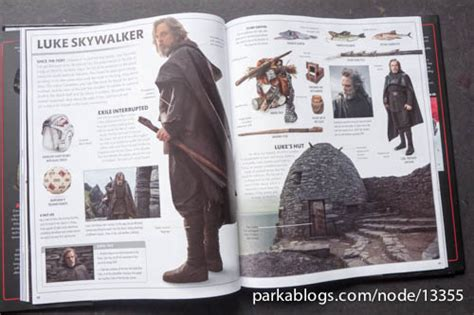 wars the last jedi the visual dictionary books book review wars the last jedi the visual dictionary