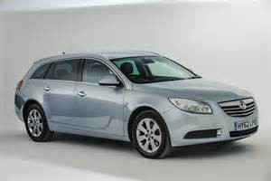 Used Vauxhall Insignias Used Vauxhall Insignia Sports Tourer Review Pictures