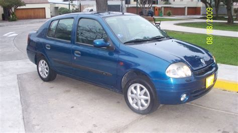 renault clio 2002 sedan pin vendo renault clio dt on pinterest