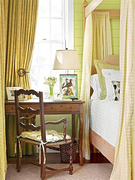 vorhänge cottage style die eigene wohnung mit nat 252 rlichen materialien im herbst