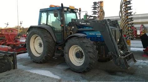 Valmet Power Valtra Valmet 8450 Quot Tarjous Quot Year 1997 Tractors