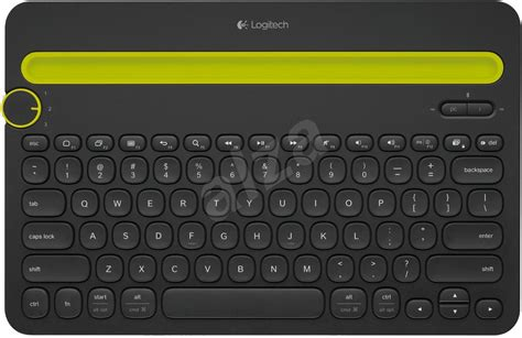 Logitech Bluetooth Multi Device Keyboard K480 logitech logitech bluetooth multi device keyboard k480 us schwarz tastatur alza de