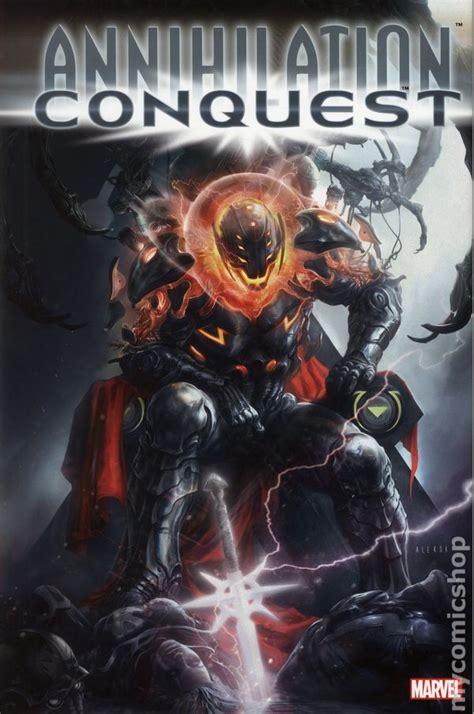 annihilation conquest omnibus annihilation conquest omnibus hc 2015 marvel comic books