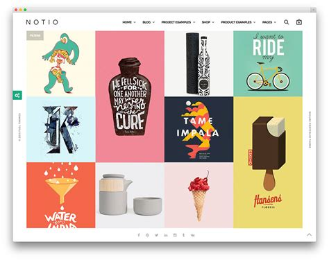 wordpress themes graphic design portfolio free 40 best personal portfolio wordpress themes 2017 colorlib