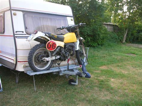 Motorrad Mit Wohnwagen Transportieren by Erfahrungen Mit Motorrad Auf Anh 228 Ngerdeichsel Bei