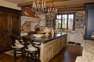 english tudor estate traditional kitchen oklahoma