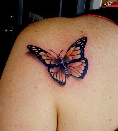 tattoo butterfly realistic realistic butterfly tattoos