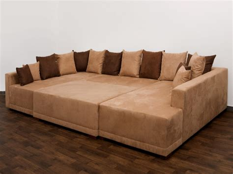 large sofa 20 ideas of leather sectional sofa ideas