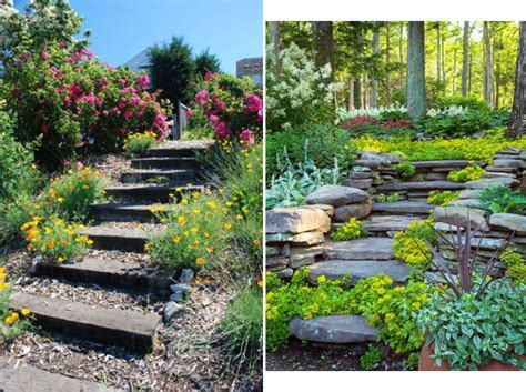 garden steps ideas landscaping ideas garden stairs interiorholic com
