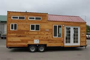house on wheels 208 sq ft tiny house on wheels by tiny idahomes