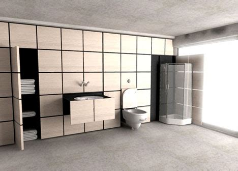 modular bathroom designs all in one modular transforming bathroom design