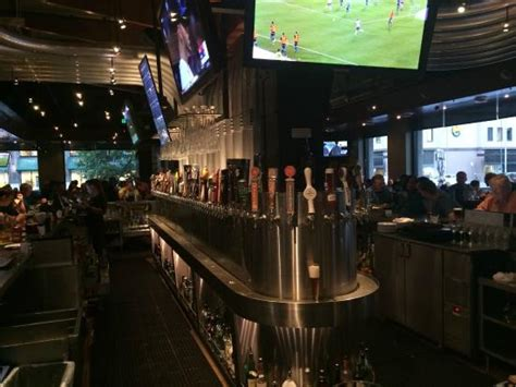 The Yard House Denver by 140 Beers At Yard House Many On Tap Picture Of Yard