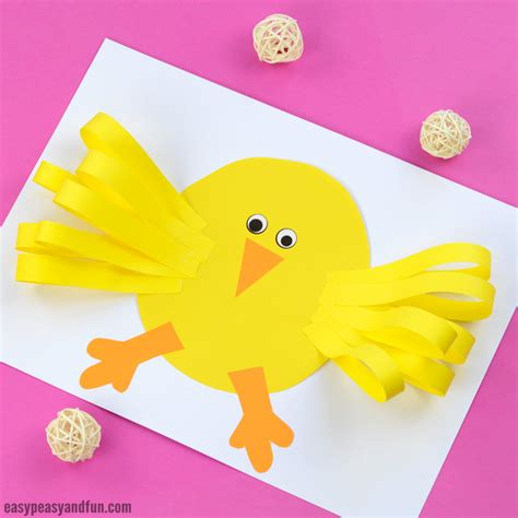 Paper N Craft - easter paper craft easy peasy and