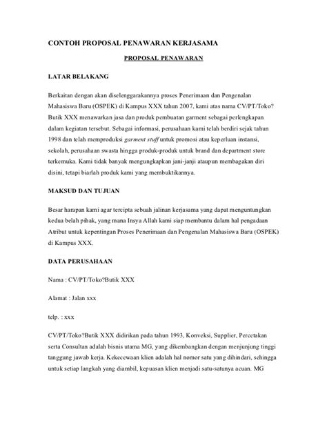 membuat proposal usaha cafe contoh proposal usaha cafe kopi pdf
