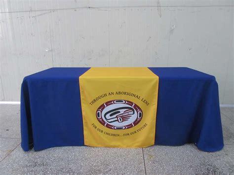 logo printed runner runners custom printed tablecloths free shipping