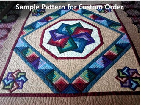 Amish Spin Quilt Pattern by Spin Quilt King Size Quilts Amish Quilt The Spinning