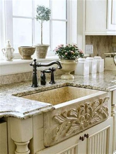 farmhouse sink with decorative front panel for the