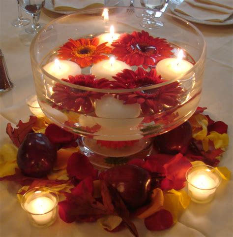 wedding centerpiece ideas floating candles 9 diy creative candle decor