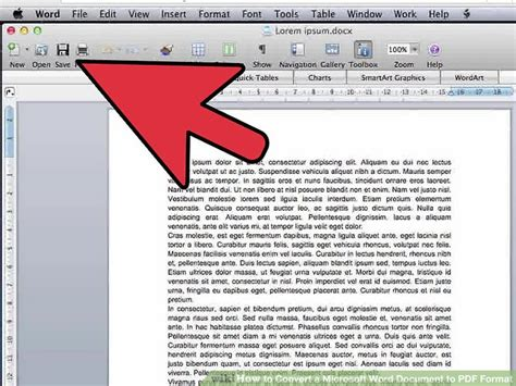 pdf format converter to word 7 ways to convert a microsoft word document to pdf format