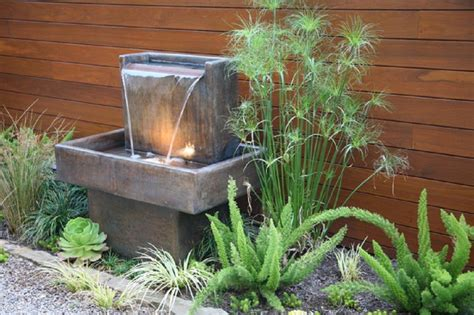 Patio Fountains by Patio Fountains And Waterfalls Design Ideas
