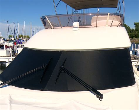 boat windshield cover how to make a boat windshield sun shade video sailrite