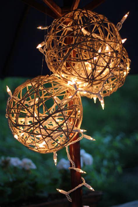 15 Handmade Outdoor Lights And Ls Shelterness Handmade Outdoor Lighting