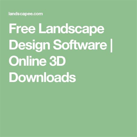 free landscaping software 25 best ideas about landscaping software on
