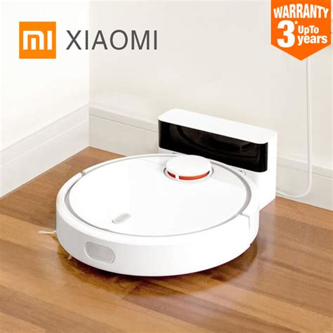 Vacuum Cleaner For Home 2016 New Original Xiaomi Mi Robot Vacuum Cleaner For Home