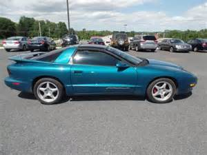 Pontiac Firebird Performance 1994 Pontiac Firebird Formula W Performance Modifications