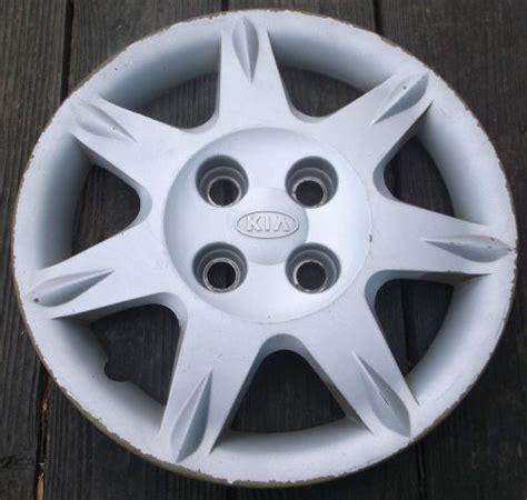 Kia Spectra Hubcaps Buy Kia Spectra Hubcap 2002 2014 Fits14 Inch Wheels 66009