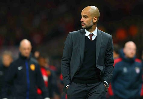 coaching soccer like guardiola i ll be given the boot by manchester city if i flop again admits pep guardiola brila