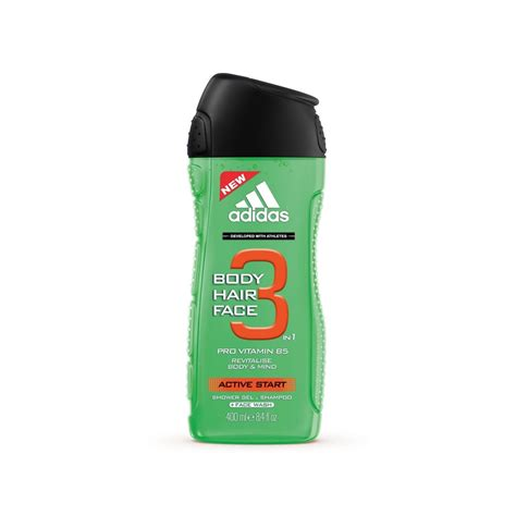 Sale Shower Gel 250ml by Adidas Active Start Shower Gel 250ml