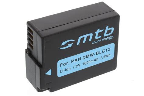 Panasonic Dmw Blc12 Gh2 akku dmw blc12 f 252 r panasonic lumix dmc gh2 dmw blc12e