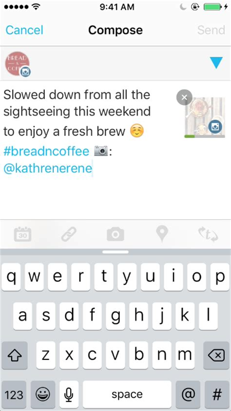 ig hoot how to regram on instagram using hootsuite