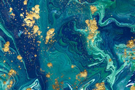 wallpaper blue marble fresh blue and gold wallpaper
